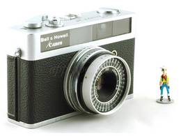 BELL & HOWELL CANON Canonet 28