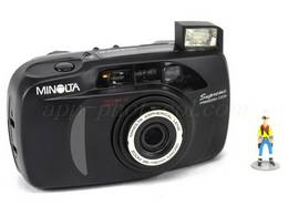 MINOLTA Riva Zoom 125 EX Data