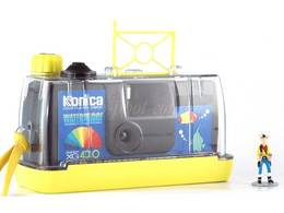 KONICA Waterproof XG400