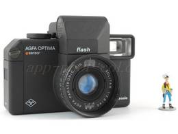 AGFA Optima Electronic Flash.