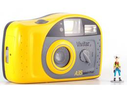 VIVITAR A35 Splash Proof